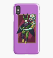 Cell vs Carlo iPhone Case/Skin