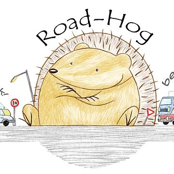 A Hog's Life - Road-Hog by shiro