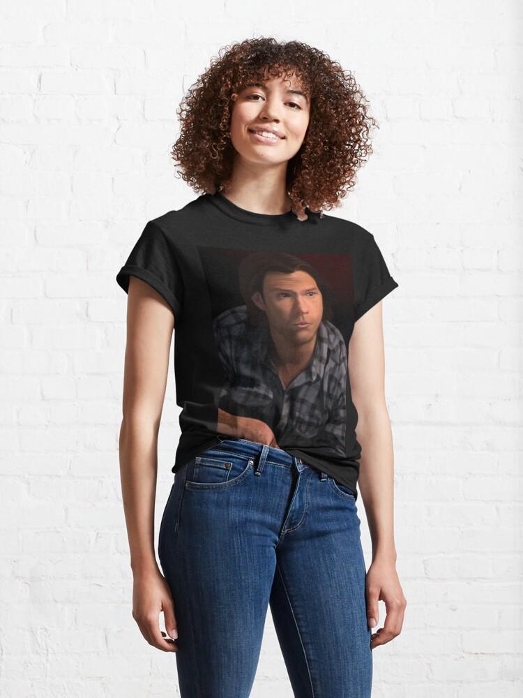 Alternate view of Sam Winchester Classic T-Shirt