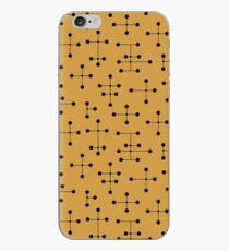 Midcentury Modern Dots 106 iPhone Case