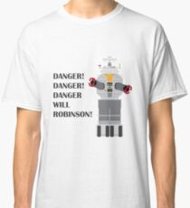 Robot - Lost in Space Classic T-Shirt