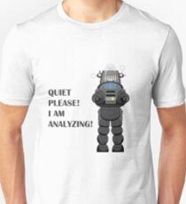 Robbie the Robot Unisex T-Shirt