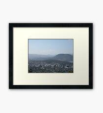 hobart Framed Print