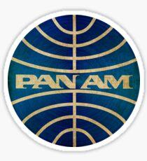 Vintage American airline Sticker