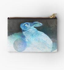 Creature of Rabbit (Inverted) Studio Pouch
