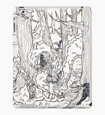 Oh, You Just Need to Get Outside More (Line edition) iPad Case/Skin