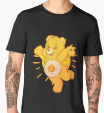 Funshine Bear Men's Premium T-Shirt