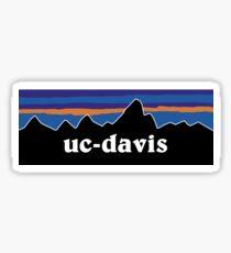 uc-davis Sticker