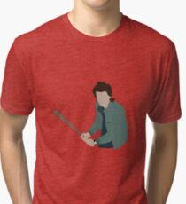 Steve Harrington - Stranger Things Tri-blend T-Shirt