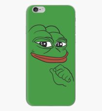Smug Pepe The Frog iPhone Case
