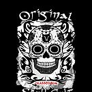 ORIGINAL SKULL CULT BW CRASSCO by fuxart