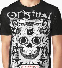 ORIGINAL SKULL CULT BW CRASSCO Graphic T-Shirt
