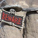 Beware !! by Sean Jansen