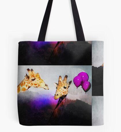 You Bet Giraffe Tote Bag