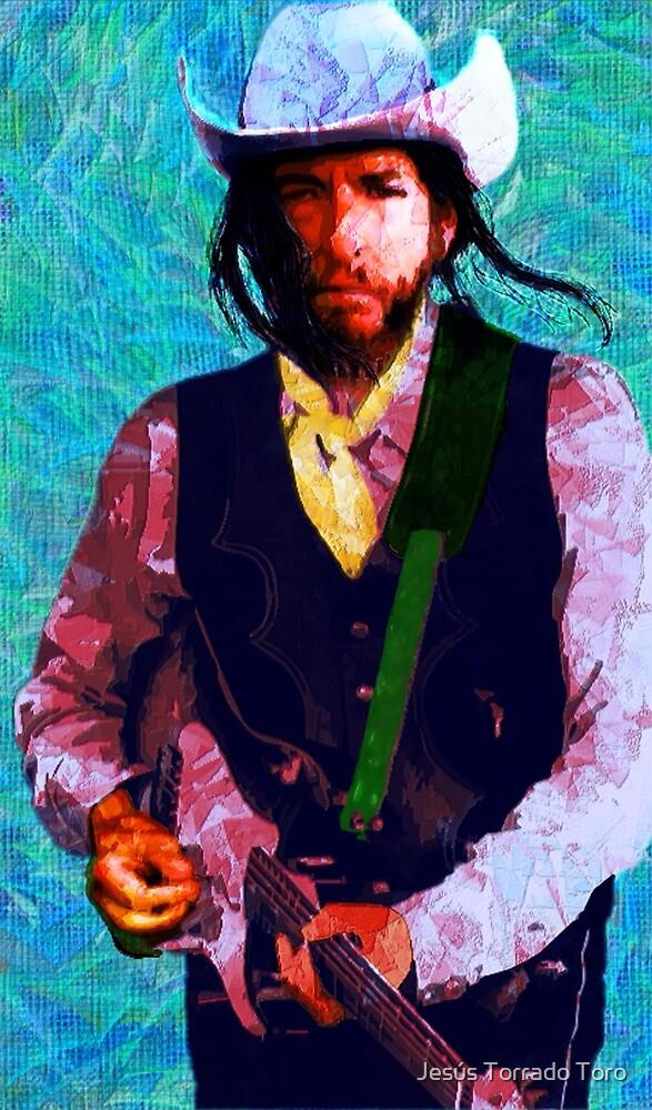 Bob Dylan by Jesús Torrado Toro