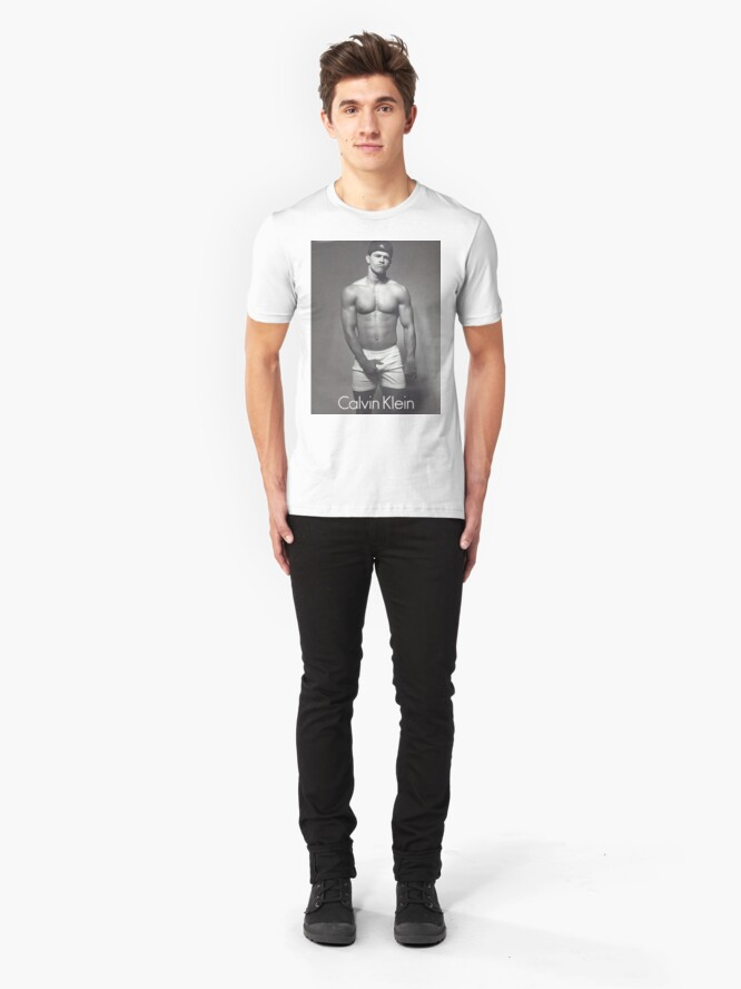 Alternate view of marky mark wahlberg Slim Fit T-Shirt