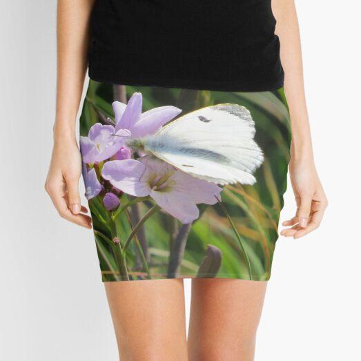 Blending in Mini Skirt