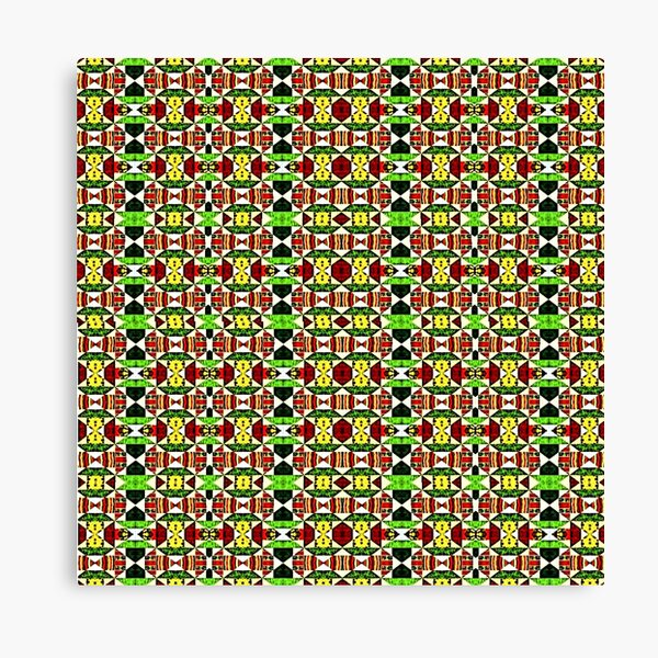 Pattern-565 Canvas Print