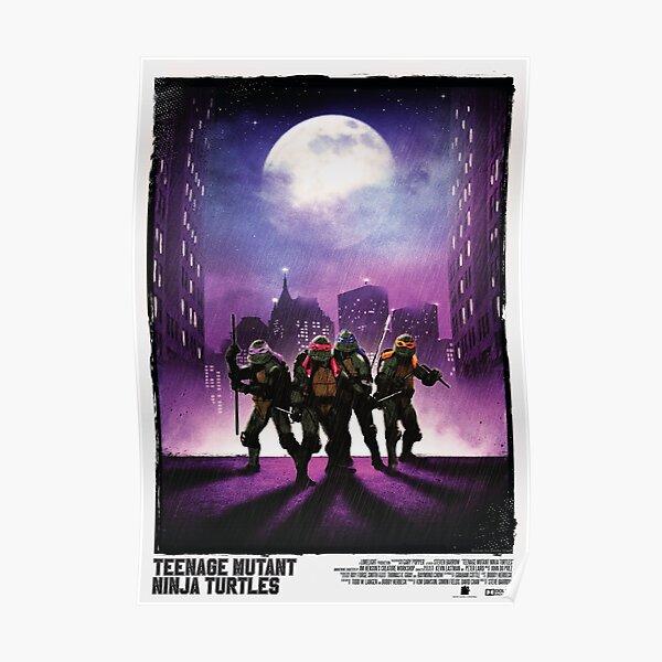 TMNT - Ninja Turtles Poster