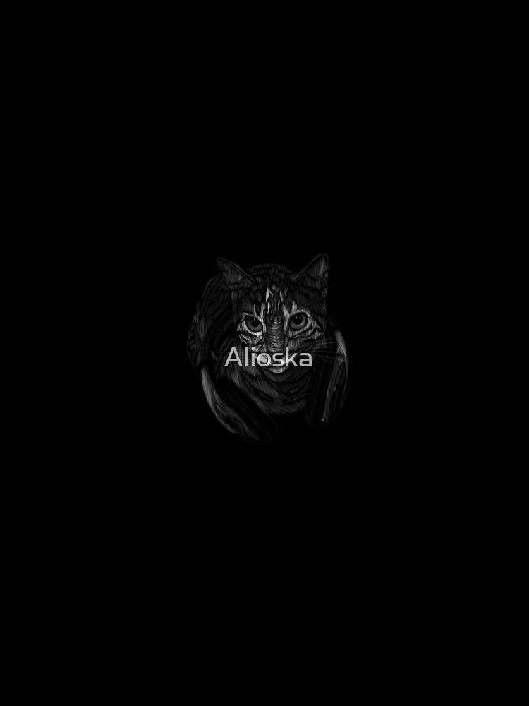 Cats also listen to music de Alioska