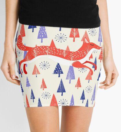 Holiday Mood Mini Skirt