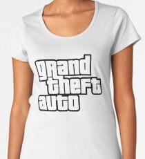 Grand Theft Auto Women's Premium T-Shirt