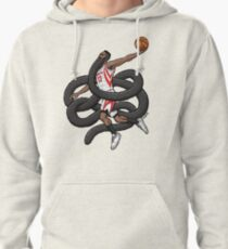 Gnarly Beard Pullover Hoodie