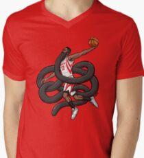 Gnarly Beard Men's V-Neck T-Shirt