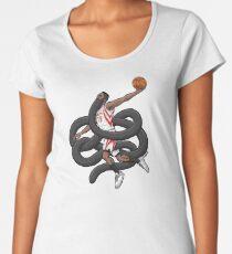 Gnarly Beard Women's Premium T-Shirt