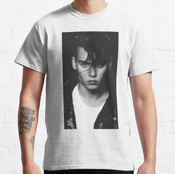johnny depp Camiseta clásica