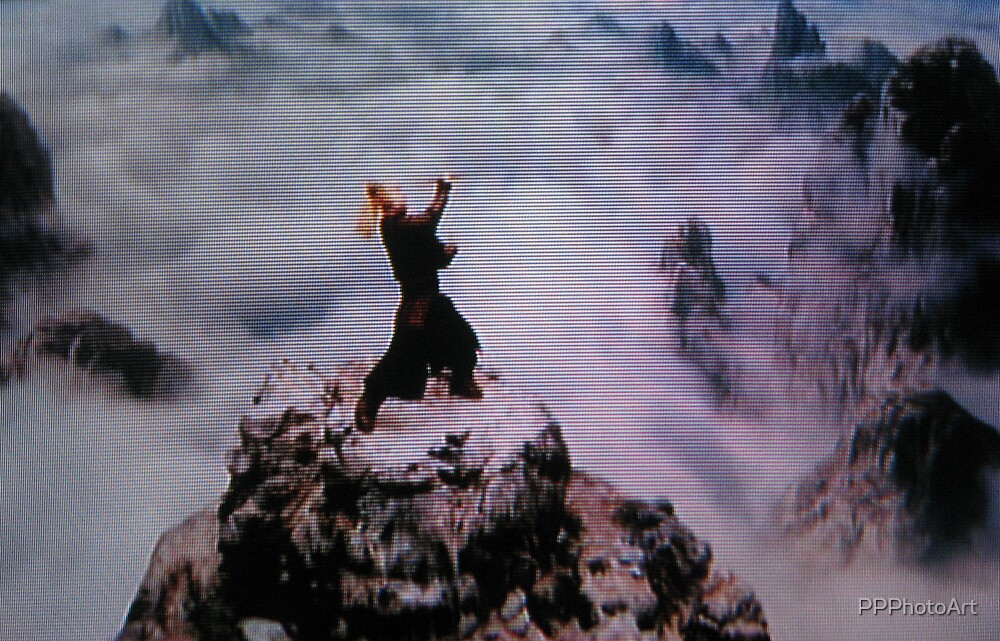 Who Am I and What Movie is this?? SOLVED JET LI IN FORBIDDEN KINGDOM by PPPhotoArt