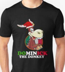Funny Italian Dominick The Christmas Donkey Tee Shirt T-Shirt