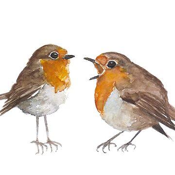 Robin & Marian by Aart