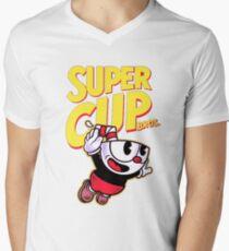 Super Cuphead BROS Mugman T-Shirt