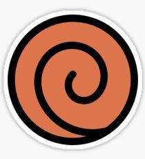 Uzumaki Clan Sticker