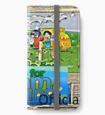 a BFDI iPhone Wallet/Case/Skin
