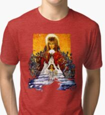 Labyrinth Poster Vintage T-Shirt