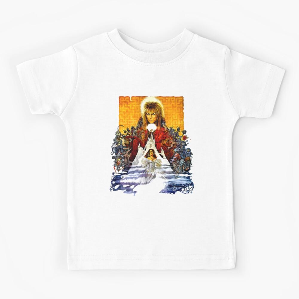 Labyrinth Poster Kids T-Shirt