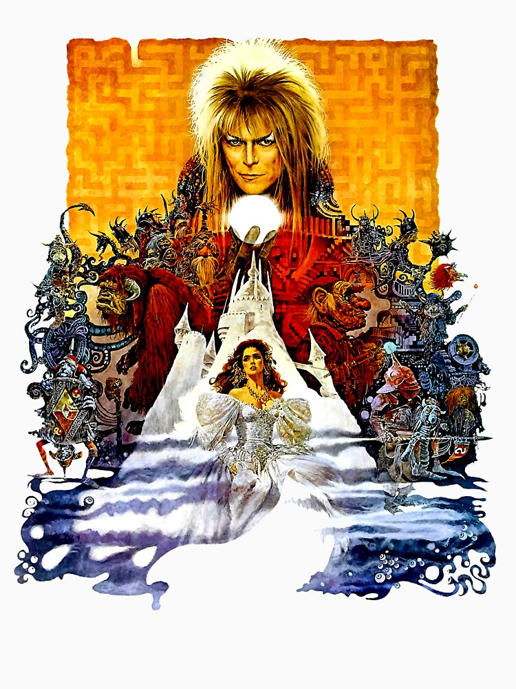 David Bowie Labyrinth T-shirt