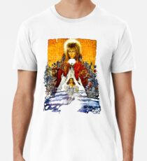 Labyrinth Poster Premium T-Shirt