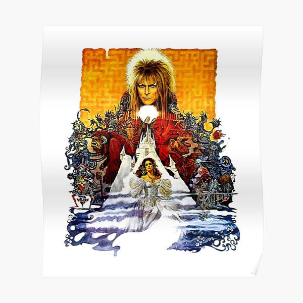 Labyrinth Poster Poster