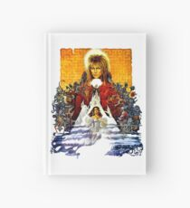 Labyrinth Poster Hardcover Journal