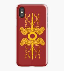 Roman Legionary Shield Emblem iPhone Case/Skin