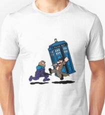 Doctor Mario Who T-Shirt
