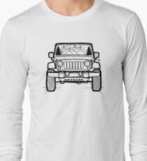Camiseta de manga larga Jeep Adventure
