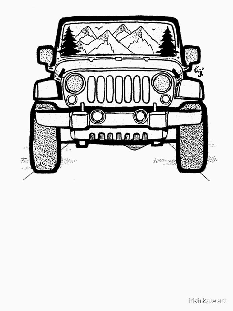 Jeep Adventure de irishkate