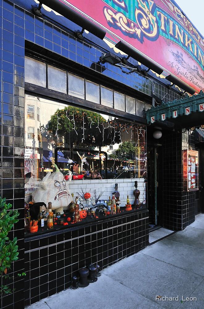 Stinking Rose  • The Garlic Restaurant •  San Francisco by Richard  Leon