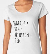 Mumford And Sons Women's Premium T-Shirt