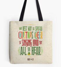 Buddy the Elf - Christmas Cheer Tote Bag