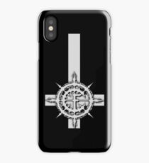 Carpathian Forest - Inverted Cross iPhone Case/Skin